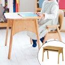テーブル 子供用 机 トット 木製 ( 送料無料 子供 こども机 学習机 木製 デスク ローテーブル シンプル おしゃれ ナチュラル 保育園 幼稚園 キッズスペース 児童館 待合室 )