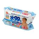 おしりふき 赤ちゃん 水99% 80枚入り 3個パック ( パラベンフリー ベビー お尻拭き )