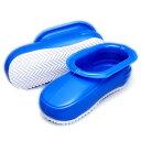 洗濯・浴室用ブーツ ビッグマンブーツ(ミディアムブルー)