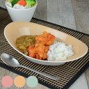 カレー&パスタ皿 Pasto 樹脂製 軽くて割れにくい レンジ対応 食洗機対応 ( カレー皿 シチュー皿 プレート 食器 プラスチック製 電子レンジ対応 )