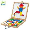 おもちゃ 木製 4歳 ジオフォームセットボックス マグネット...