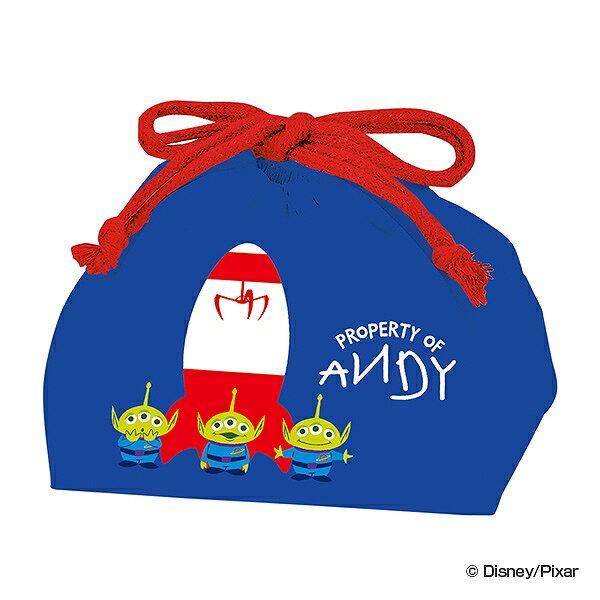 お弁当袋ランチ巾着トイ・ストーリーANDYSTOYSお弁当袋(巾着幼稚園保育園ランチバッグ子供用給食