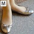 携帯シューズ プリエ 24cm〜25.5cm ガンメタリック ( 携帯スリッパ 靴 スリッパ slippers おしゃれ 折りたたみ ポーチ付 )