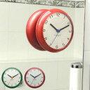 お風呂 時計 シャワークロック エルソル ( 防水 風呂 バスクロック 浴室 防滴 吸盤 バス用品 スタンド 置き型 クロック )