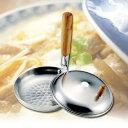 親子鍋 和の食 アルミ蓋付 16cm ( 親子丼 )