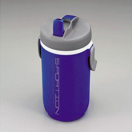 水筒 スポーツジャグ スポーション ブルー 保冷 大容量 直飲み 2L