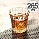 ガラス コップ ウイスキーグラス フリーグラス 265ml ...