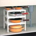 キッチン ボックス フライパン 組み立て