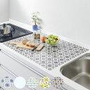 調理台マット シリコン キッチントップ保護マット 60×75...