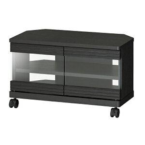 テレビ台 ローボード シンプルデザイン ガラス扉