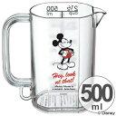 計量カップ メジャーカップ ミッキーマウス 500ml キャラクター ( キッチンツール 調理器具 計量器具 キッチン用品 ミッキー ディズニー )