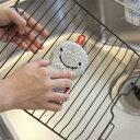 キッチンスポンジ ニコニコスポンジ プリンス君 ( クリーナー 台所用 スポンジ キッチン用 食器洗い たわし )