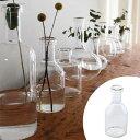 RoomClip商品情報 - フラワーベース LABO GLASS C ( 花瓶 ガラスベース エアプランツ 鉢 透明ガラス ガーデン雑貨 ガーデニング )