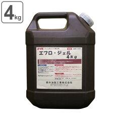 エフロレッセンス洗浄ジェル4kg業務用洗剤