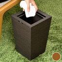 ゴミ箱 バスク BOSK ダストBOX スクエアM 角 ( ごみ箱 くずかご 屑入れ くず入れ リビング 和室 )