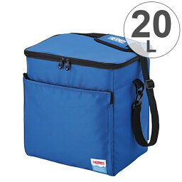 クーラーバッグ ソフトクーラー サーモス(thermos) 20L REF-020 ( 保冷バッグ <strong>クーラーボックス</strong> <strong>大容量</strong> 冷蔵ボックス 保冷バック 折りたたみ コンパクト ペットボトル アウトドア )
