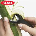 OXO オクソー 千切りピーラー ( ピーラー 千切り スライサー 千切り器 皮むき器 キッチンツール )