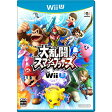 Wii U 大乱闘スマッシュブラザーズ for Wii U 【ゆうパケット可】【RCP】[201412]