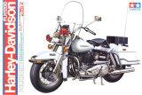 哈雷·戴维森摩托车 FLH 1200 警察类型1/6【RCP】[ハーレーダビッドソン FLH 1200 ポリスタイプ 1/6【RCP】]