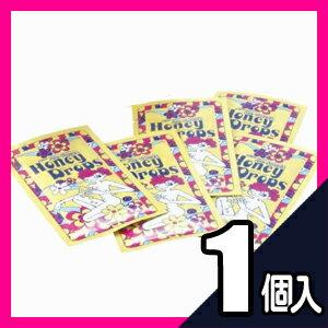 ◆ハニードロップス(honeyDrops)1個入 (L0002) - 弱酸性ハチミツ入り。ホテルの部屋置きとして大ヒット!食品に使う材料のみで作っていますので安心です!※完全包装でお届け致します。