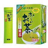 【訳あり】【賞味期限:2016年11月5日】お〜いお茶 抹茶入りサラサラ緑茶 100P【TC】17044【予約】