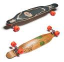 LOADED BOARDS [ Fattail Complete @44280] ローデッドボード 安心の正規品 ロング スケート 【正規代理店商品】