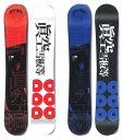 MAKUW SNOWBOARDS [ SAMURAI ZERO @72360] 真空 スノーボード【送料無料】