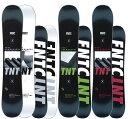 FNTC SNOWBOARDS [ TNT @55000 ] スノーボード 【正規代理店商品】【送料無料】