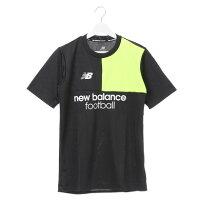 ニューバランス new balance メンズ サッカー/フットサル 半袖シャツ JMTF7317 JMTF7317の画像