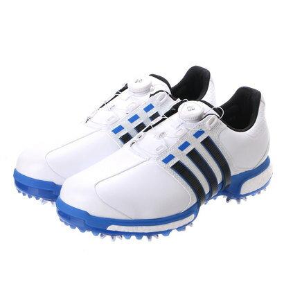 アディダス adidas メンズ ゴルフ ダイヤル式スパイクシューズ TOUR360 BOA BOOST X WI959 926 【】【交換・返品可能】/アディダス/adidas/ゴルフ/ゴルフシューズ/ロコンド/
