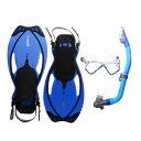 マレス mares ジュニア マリン シュノーケルセット ALLEGRA PIRATE SET Blue(アレグラ ピラテ セット ブルー)...