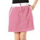 【アウトレット】プーマ PUMA ゴルフ W スカート (ROSE RED)