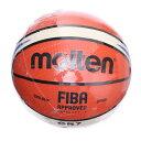 モルテン molten バスケットボール 練習球 バスケットボールワールドカップ予選 レプリカモデル BGR7-Q7Z