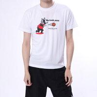 バスケットボールジャンキー BASKETBALL JUNKY バスケットボール 半袖Tシャツ ノールックPD BSK18014の画像