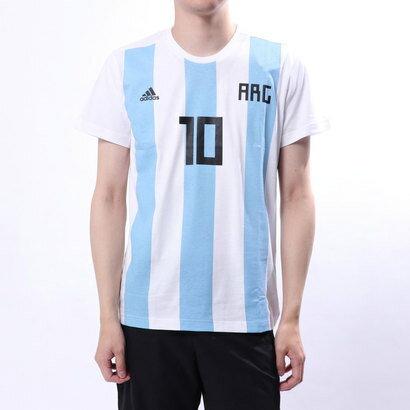 アディダス adidas メンズ サッカー フットサル ライセンスジャケット メッシTシャツ CW2146