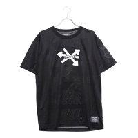 【アウトレット】バイク BIKE バスケットボール 半袖Tシャツ プラクティスTシャツ BK5819の画像