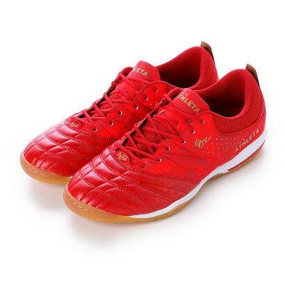 アスレタ ATHLETA フットサルシューズ オーヘイ フットサル T001 11002-50 O-Rei Futsal 1069 (レッド)