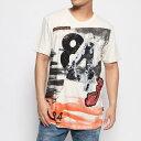 デシグアル Desigual Tシャツショートスリーブ TER (ホワイト)
