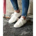 クラシカルエルフ Classical Elf レインシューズレディース雨靴レインスニーカーレインブーツ靴雨靴撥水晴雨兼用ブラック黒ホワイト白ローカット梅雨雨雪軽量通勤通学レイングッズ軽量軽い23.52