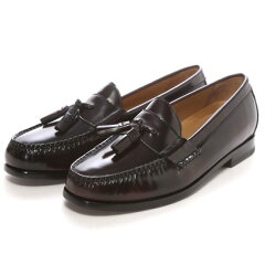 Cole Haan Pinch Grand Tassel Loafer: Burgundy