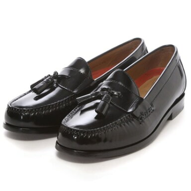 Cole Haan Pinch Grand Tassel Loafer: Black