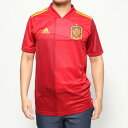 アディダス adidas メンズ サッカー/フットサル ライセンスシャツ スペイン代表 ホームジャージー FR8361