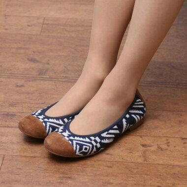 �ڥ����ȥ�åȡۥץ�ƥ����Х��� Pretty Ballerinas SHIRLEY suede-peru�ʥ��㡼�����������-�ڥ�˥Х쥨���塼���ʥͥ��ӡ���