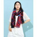 """デシグアル Desigual スカーフ BE BLOSSOM 襟元に巻いたり、羽織に使うことができるアイテム。 ダークカラーのスカーフにあしらった赤と紫の花柄プリント。 ユニークで魅力的なスカーフは、コーディネートのアクセントに。 ・ 商品番号: DE819DW13042・ ブランド商品番号: 20SAWA42 2051・ ブランド名: Desigual・ 色: 2051・ 原産国: 中国・ サイズ: 横190cm, 奥行100cm,・ 素材: ポリエステル 100%・ ブランドの紹介: バルセロナ発のファッションブランド「Desigual(デシグアル)」。スペイン語で""""他とは違う""""をいう意味が現すとおり、他のブランドにはない地中海をイメージさせるカラフルな色使いやエキゾチックなパターン、パッチワークやデニムなど着る人の個性を引き立てるアイテムを展開。デイリーにも、お出かけにも活躍する幅広いデザインが魅力。レディースだけではなく、メンズやシューズなど幅広いラインナップを展開。"""