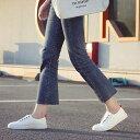 ショッピングフラット ロディック Rodic レディース スニーカー キャンバス キャンバススニーカー 靴 シューズ 紐靴 レディースシューズ フラット フラットシューズ ぺたんこ (レッド)