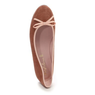 �ڥ����ȥ�åȡۥץ�ƥ����Х�꡼�� Pretty Ballerinas MARILYN suede grosgrainribbon�ʥޥ��� �������� ���?����ܥ�˥Х쥨���塼���ʥ������١������