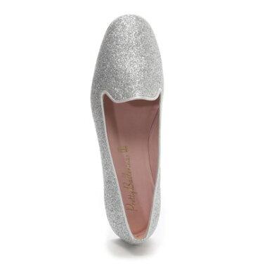 �ڥ����ȥ�åȡۥץ�ƥ����Х��� Pretty Ballerinas FAYE sandglitter�ʥե��� ����ɥ���å����˥��ڥ饷�塼���ʥ���С���