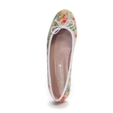 �ڥ����ȥ�åȡۥץ�ƥ����Х��� Pretty Ballerinas MARILYN flowerprint�ʥޥ��ե��ץ��ȡ˥Х쥨���塼���ʥե��ץ��ȡ�