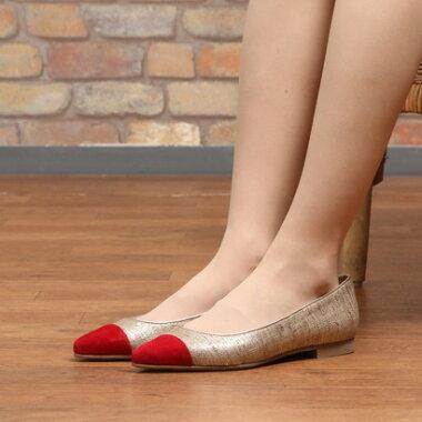 �ڥ����ȥ�åȡۥץ�ƥ����Х��� Pretty Ballerinas LENA suede-silky�ʥ�ʡ���������-���륭���˥ݥ���ƥåɥ��塼���ʥ�å� x ������ɡ�