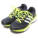 【アウトレット】アディダス adidas ランニングシューズ Snova Glide boost 2 エスノヴァ グライド ブースト 2B33380 4602 (ネイビーWH)